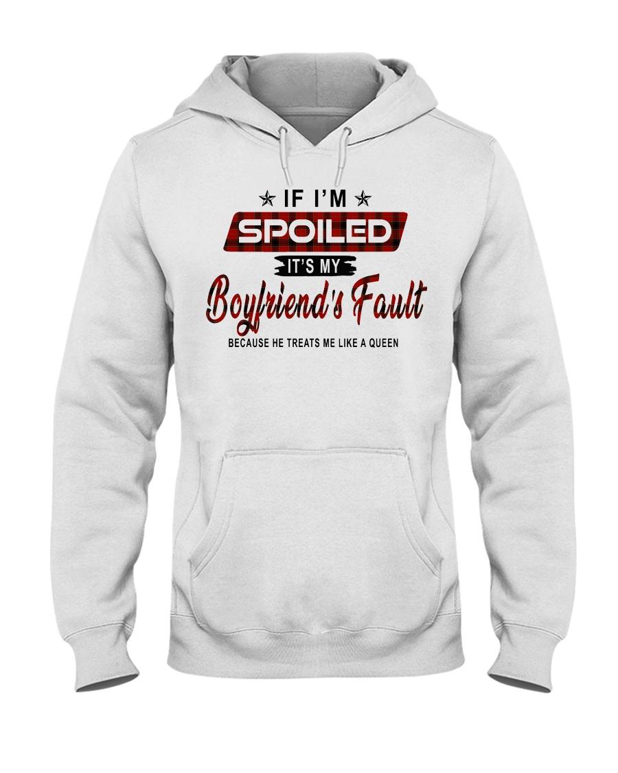IT'S MY BOYFRIEND'S FAULT-PCC Hooded Sweatshirt