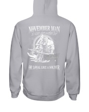 BOOM -  MAN 11 Hooded Sweatshirt thumbnail