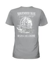 BOOM -  MAN 11 Ladies T-Shirt thumbnail