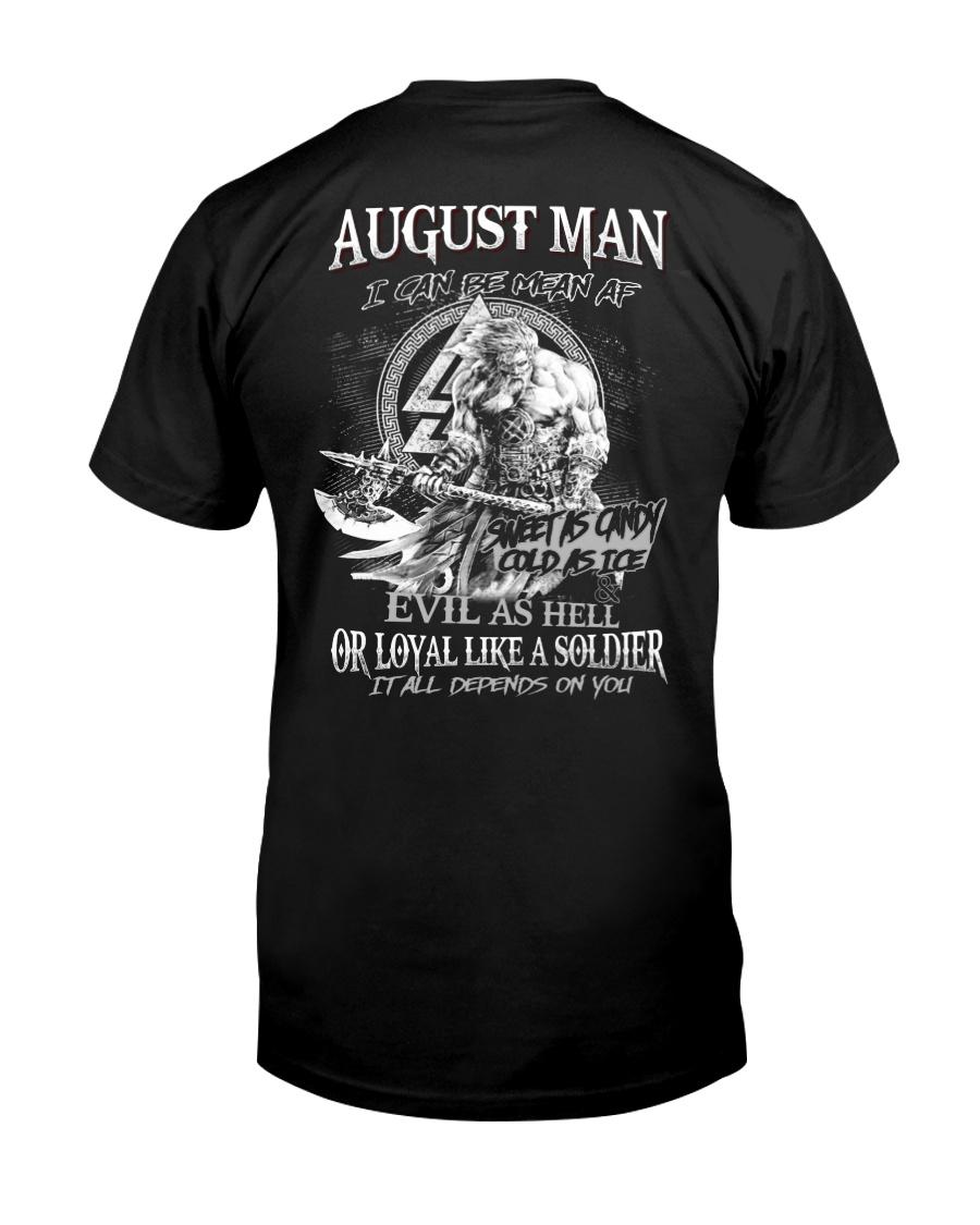BOOM -  MAN 8 Classic T-Shirt