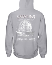 BOOM -  MAN 8 Hooded Sweatshirt thumbnail