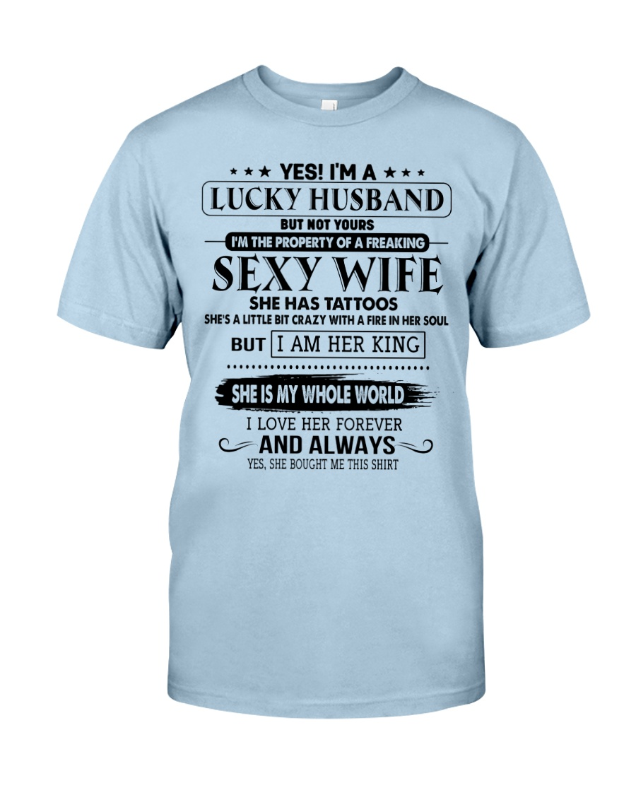 SEXY WIFE Classic T-Shirt