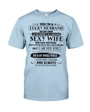 SEXY WIFE Classic T-Shirt front