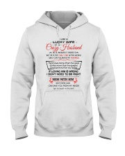 BOUND EDITION Hooded Sweatshirt front