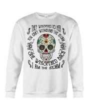 I AM THE STORM Crewneck Sweatshirt thumbnail