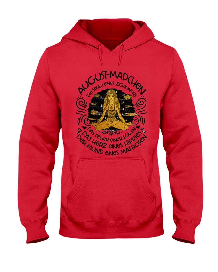 8-MANCHEN Hooded Sweatshirt