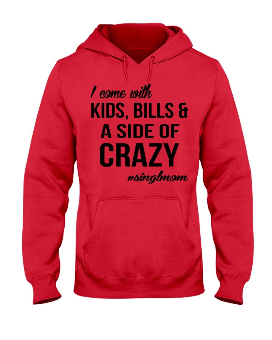 Limited Editon Prints - Single Mom  Hooded Sweatshirt