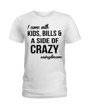 Limited Editon Prints - Single Mom  Ladies T-Shirt thumbnail