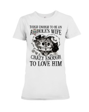 TO LOVE HIM PTT Premium Fit Ladies Tee thumbnail