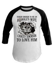 TO LOVE HIM PTT Baseball Tee thumbnail