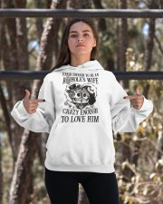 TO LOVE HIM PTT Hooded Sweatshirt apparel-hooded-sweatshirt-lifestyle-05