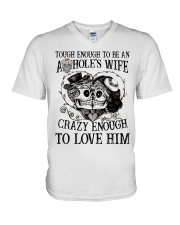 TO LOVE HIM PTT V-Neck T-Shirt thumbnail