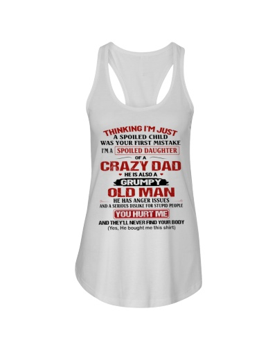 SPOILED DAUGHTER OF CRAZY DAD