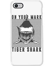 On Your Mark Tiger Shark Phone Case thumbnail