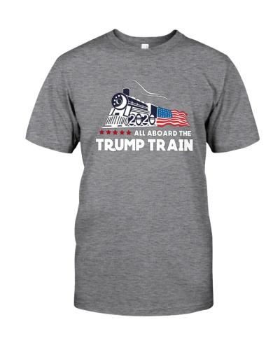 All Aboard The Trump Train 2020