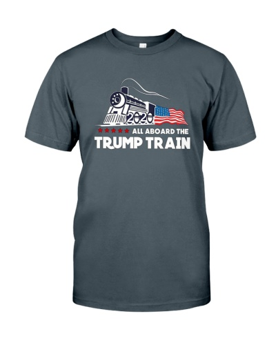 All Aboard The Trump Train 2020