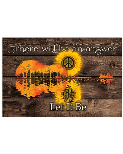 Let It Be Poster GPS31 W