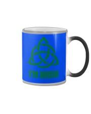 I'm Irish Color Changing Mug color-changing-right