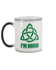 I'm Irish Color Changing Mug color-changing-left