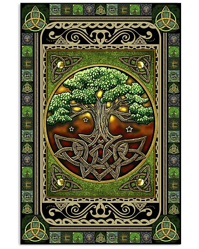 Tree Of Life Poster GPL21