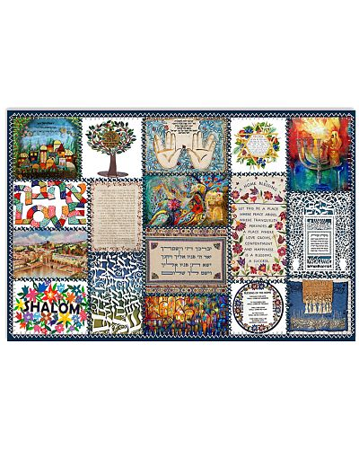 Jewish Blessing Poster GPN32