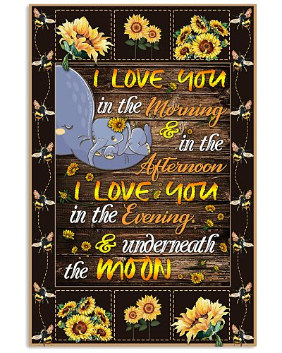 I Love You A Ton Poster GPN42