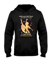 Behind every Ballet Dancer DPN37 Hooded Sweatshirt thumbnail
