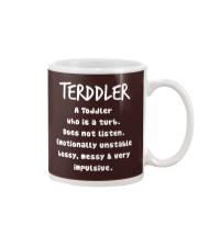 TERDDLER CUTE SHIRT Mug thumbnail