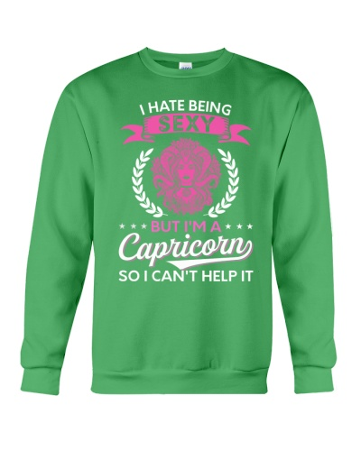 I Hate Being Sexy - I'm A Capricorn