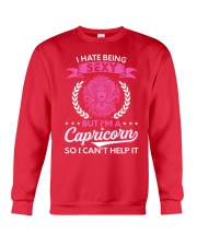 I Hate Being Sexy - I'm A Capricorn Crewneck Sweatshirt front