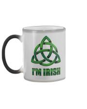 I'm Irish N Color Changing Mug color-changing-left
