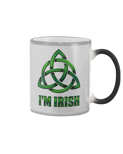 I'm Irish N