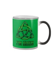 I'm Irish N Color Changing Mug color-changing-right