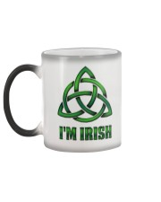 I'm Irish N Color Changing Mug color-changing-left