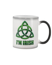 I'm Irish N Color Changing Mug color-changing-right