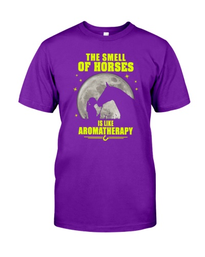 The Smell Of Horses Is Like Aromatherapy Horse Lov