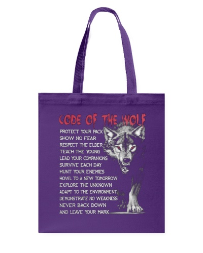 code of the wolf