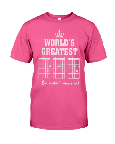 World's greatest you wouldn't understand - Graphic