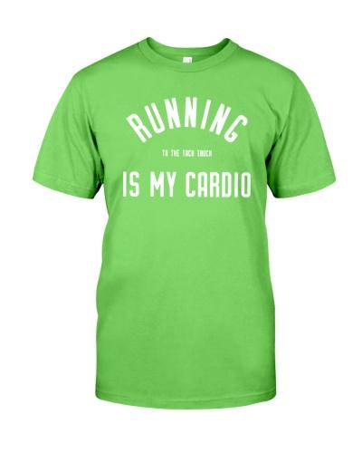 Running is my cardio -advice