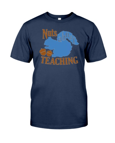 nuts about teaching