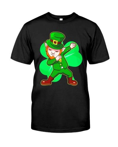 Dabbing Leprechaun Funny Dab St Patrick Day Gift