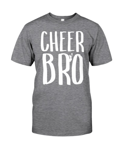 Cheer Brother for Proud Bros of Cheerleaders Sport