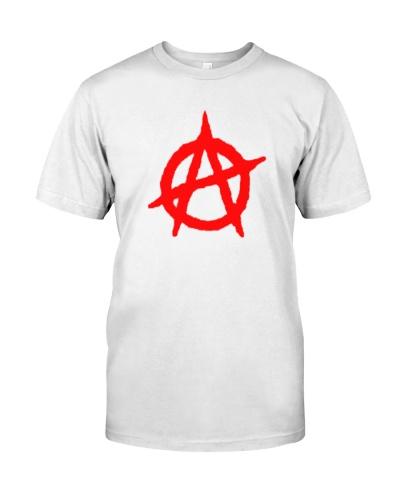 Anarchy Logo Hoodie Sweat