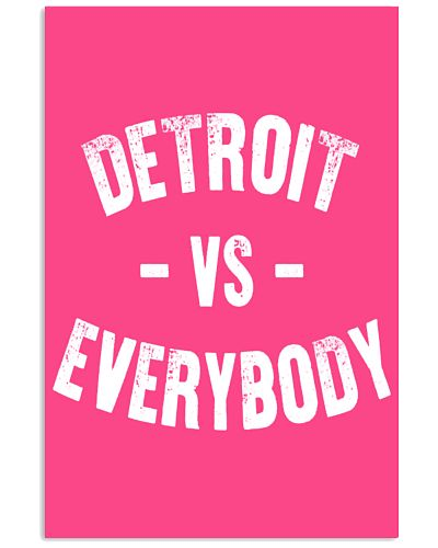 DETROIT VS EVERYBODY  State of Michigan - State of