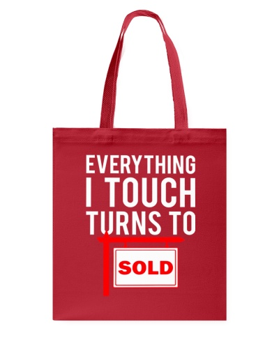 Real Estate Agent - Everything I Touch Turns To So