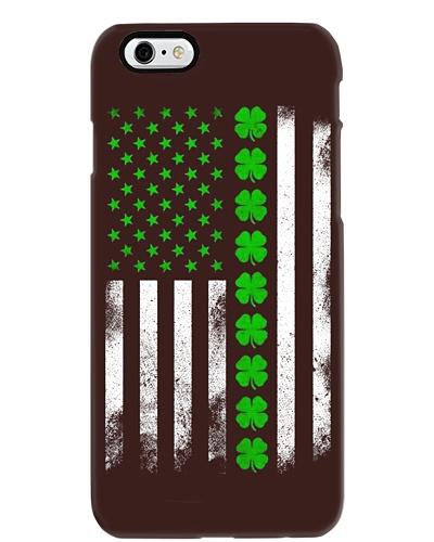 IRISH AMERICAN FLAG - Irish American