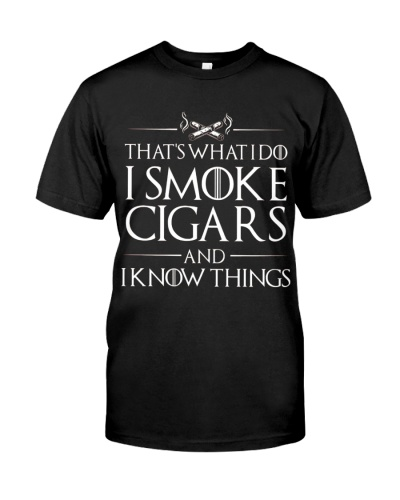 Smoke Cigars Smoker - Ideal Classy Clever Men Gift