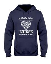 Nurse and Mom Hooded Sweatshirt thumbnail