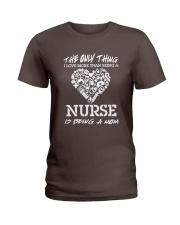 Nurse and Mom Ladies T-Shirt tile