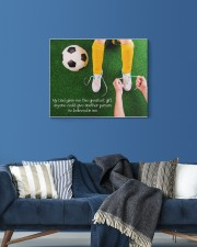 Thank you dad - Soccer 20x16 Gallery Wrapped Canvas Prints aos-canvas-pgw-20x16-lifestyle-front-06